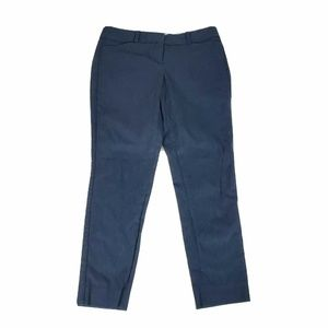 The Limited Exact Stretch Ankle Pants size 6 blue